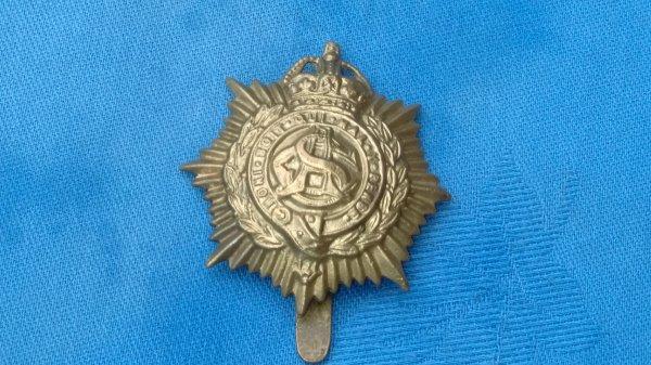 Army Service Corp.