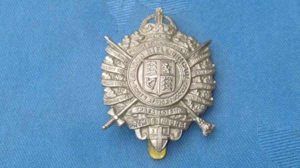 5th Battalion The London Regiment.