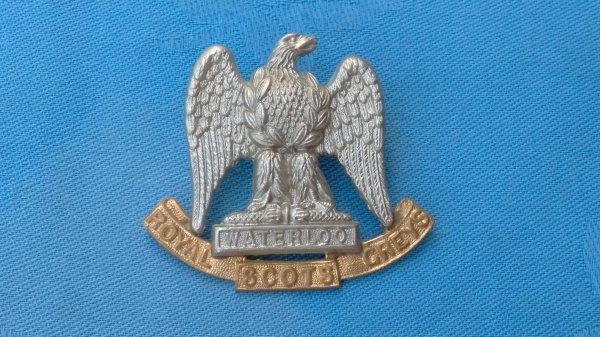 Royal Scots Greys.