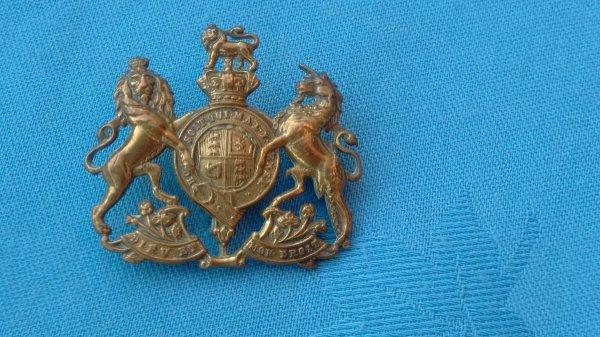 Her Majestys Reserve Regiment.