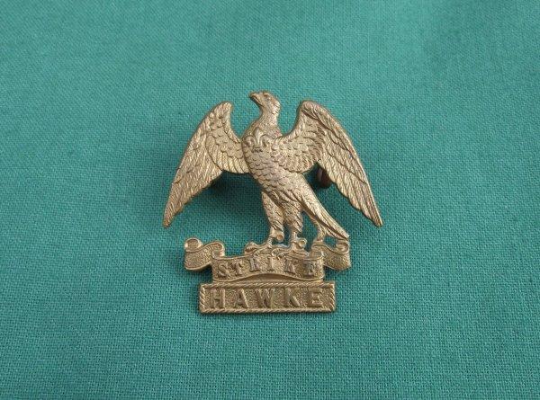 WW1 Royal Naval Division Hawke Battalion