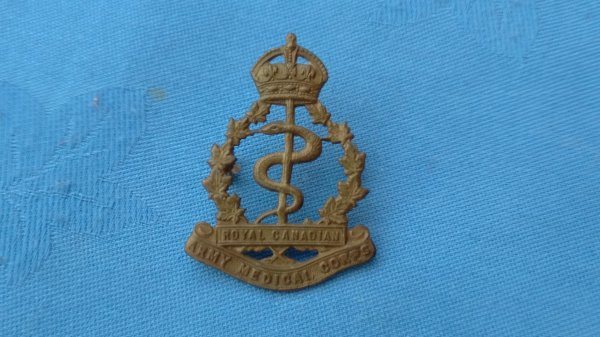 Royal Canadian Army Medical Corp.