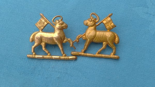 Queens West Surrey Regiment.
