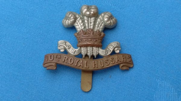 10th Royal Hussars.