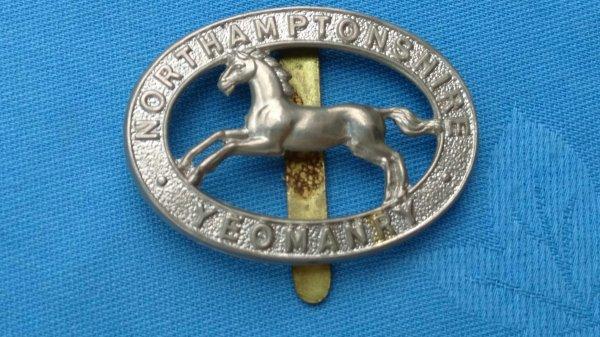 2nd Northamptonshire Yeomanry.