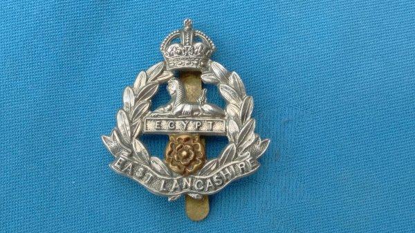 East Lancashire Regiment.