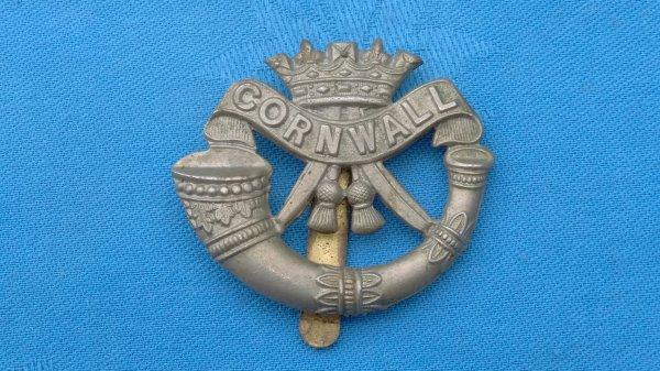 Duke of Cornwalls Light Infantry.