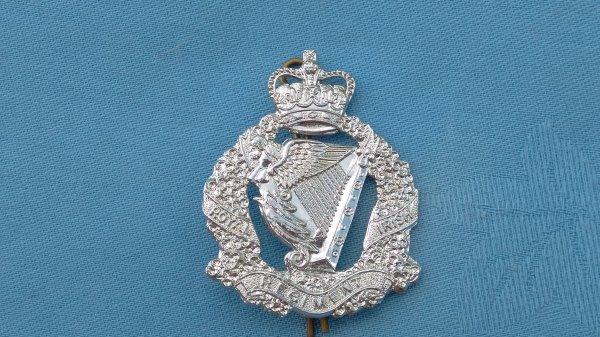 Irish Regiment.