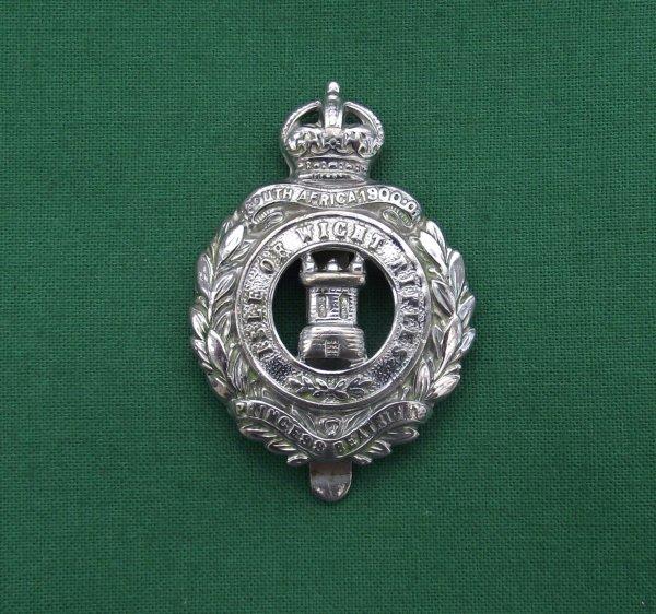 Post 1920, 8th Bn The Hampshire Regiment