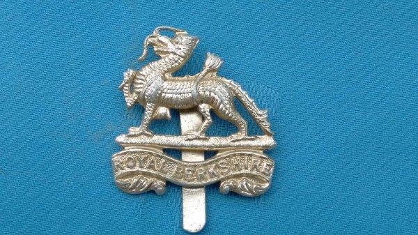 Royal Berkshire Regiment.