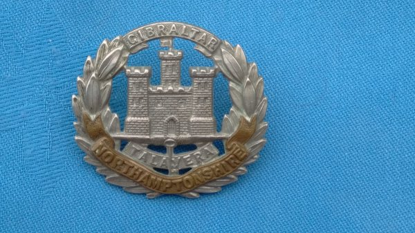 Northamptonshire Regiment.