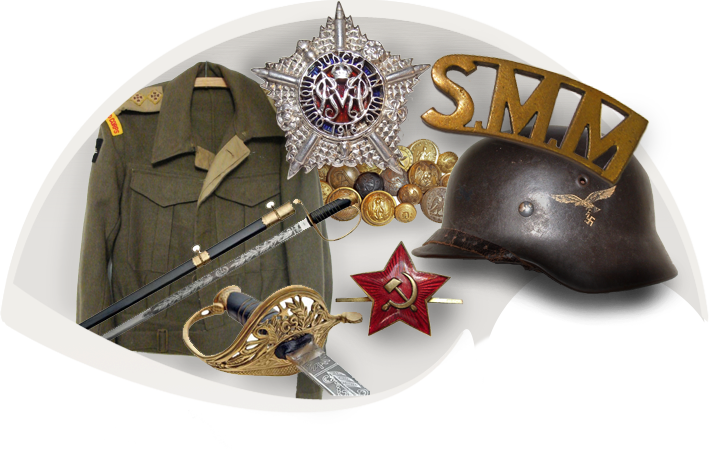 Sell My Militaria | Buy and Sell All Aspects of Militaria | No Hefty